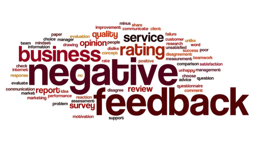 how-to-handle-negative-feedback-dental-critic